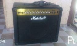 For Sale: Marshall MG30DFX 30 watts RMS electric guitar