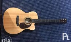 SPECS: Martin 000C-16RGTE Guitar Six-string Acoustic