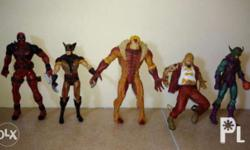 Get all 5 marvel characters for only 3,000 RFS - need