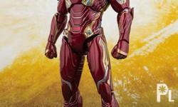 Iron Man infinity wars. Highly Articulated. For