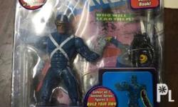 marvel legends cyclops Rare.. For swap to iron man or