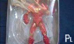 Marvel legends iron man groot series Good condition