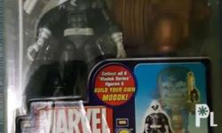 Mint in sealed box Never been opened Toy biz marvel