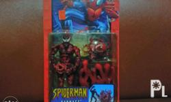 For Sale Marvel Toybiz Spiderman Carnage Condition: