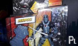 Deadpool X Force Brandnew/Mint on card Actual photo