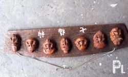 for sale mask for collection or display.. 38x9 inches..