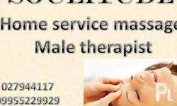 We offer professional and licensed male therapist for