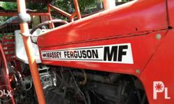 Massey Fergusson Tractor Unit is located at Purok 11,