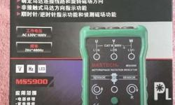 Specifications - Max. Operation Voltage: 400V AC for