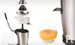 brand new princess master juicer stainless steel