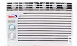 Selling our aircon. Used only for almost a year. Uses