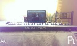 Selling my M-Audio KeyRig 49 Price is negotiable...