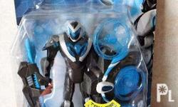 Brand new Max Steel RIP Launch and Turbo Flight action