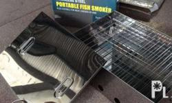 Maxistrike Stainless Portable Fish Smoker for Sale in