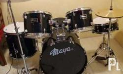 Brand New Maya Drumsets On Sale Contact Number On