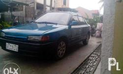Mazda 323 sedan Complete OR  CR With open DOS & ID 97