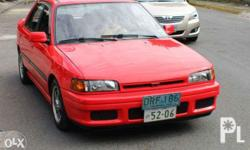 ENGINE: Mazda B5 DOHC 1.5L (stock but can reach