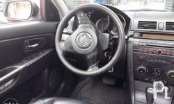 top of the line 2005 mazda 3 smooth shifting no delay