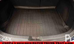 Mazda 3 trunk tray Sedan and hatchback Fitted Good