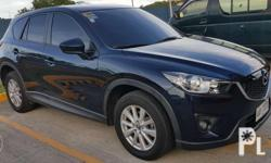 Mazda cx5 skyactive 2015 model Automatic Allpower