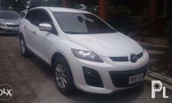 For sale Mazda CX 7 2011 mdl,45km casa manteined gps
