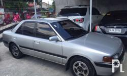 Mazda 323 familia 1994 model, registered until 2017,