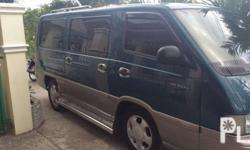 For sale or swap Mb100 CMC 1998 model Fresh unit Local