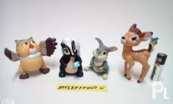 FOR SALE McDo Happy Meal Toys CHOOSE YOUR SET *Battery