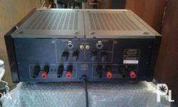 McIntosh 275 Tube Power Amplifier In good condition