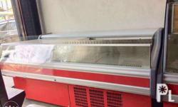 Meat Chiller Scoolman Brand 2 meters 1 year warranty