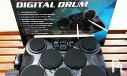Bradnew freebies: Drum stick pedal adoptor for orders