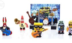 Product Description: Bikini Bottom is ready to groove