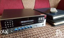 Megavision 500GB latest karaoke Model : MK-8508 with