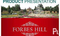 Megaworld is now constructing Forbes Hill, Bacolod's