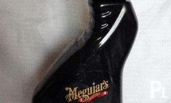 Brand new Meguiars car cleaning accessories. Bought