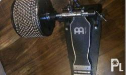 Selling my Meinl Foot Cabasa. Its missing the chain