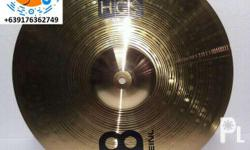 "Brand New Meinl Made In Germany Crash 16"" Cymbal On"