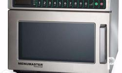 Menumaster Commercial Microwave Model: MDC182 1800