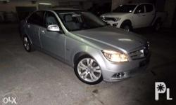 mercedes benz C200 for sale by owner low mileage