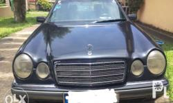 Second-Hand Benz, automatic, gas, original blaupunkt