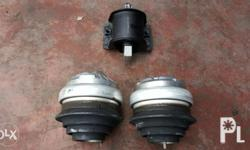 Mercedes Benz Engine Support and Transmission Support