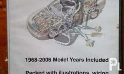 1968 - 2006 Model Years Packed with illustrations,