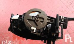 This outboard motor is good as new as seen in the