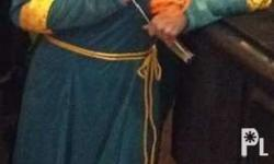 Merida Costume for rent for ONLY P500 for 2days Can fit