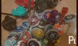 For Sale: Metal Fight Beyblades Common Beblades: 200