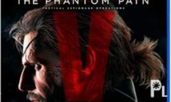 Product details of PS4 Video Games Metal Gear Solid V:
