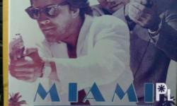 Miami Vice The Complete Series 5 Seasons; 112 Episodes