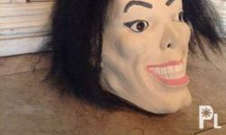 King of pop mask Michael jackson Soft latex Easy to