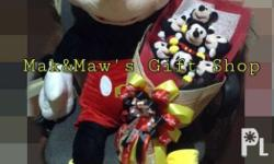 Mickey mouse only 2500 Mickey mouse bouquet (9toys)