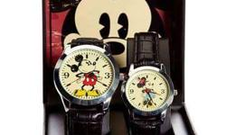 Brandnew Mickey Mouse Watch Couple Watch Original and